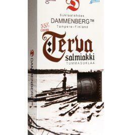 Dammenberg Terva-Salmiakki konvehti 8 kpl