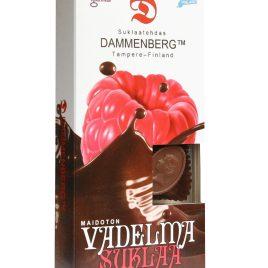 Dammenberg vegaaninen vadelmakonvehti
