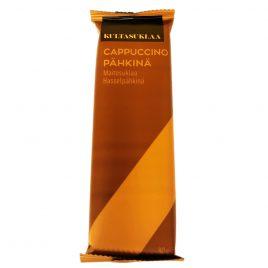 Cappuccino-pähkinä maitosuklaa 80g