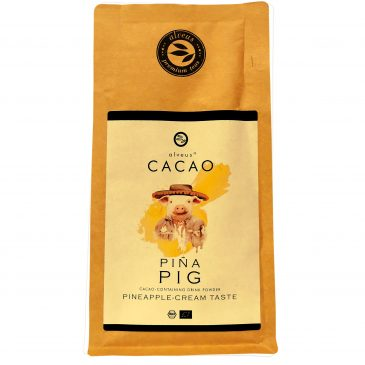 Piña Pig luomukaakao 125g