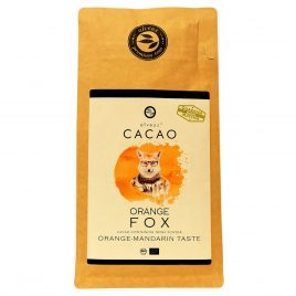 Orange Fox luomukaakao 125g