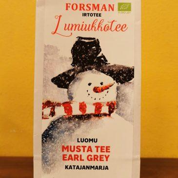 Earl Grey katajanmarja musta tee luomu 100g