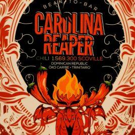 Carolina Reaper tummasuklaa Georgia Ramon 50g