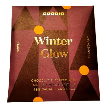 Raakasuklaa Winter Glow 48g
