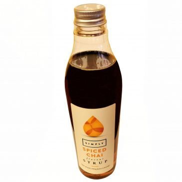 Makusiirappi Spiced Chai 250ml