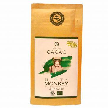 Minty Monkey luomukaakao 125g