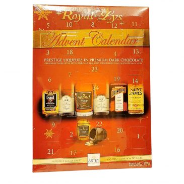 Aikuisten joulukalenteri Abtey 290g