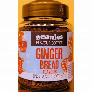 Gingerbread 50g Beanies