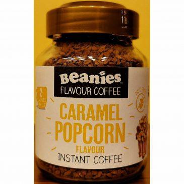 Caramel Popcorn 50g Beanies