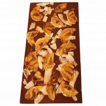 """Vegaaninen cashew""""maito""""suklaa kookos-banaani 85g"""