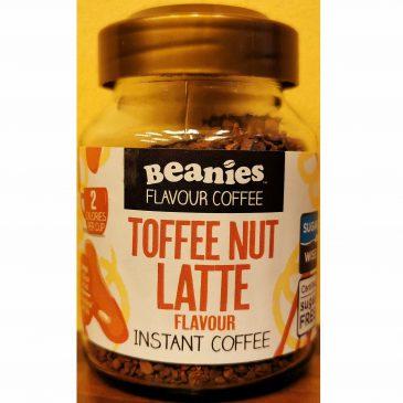 Toffee Nut Latte pikakahvi 50g