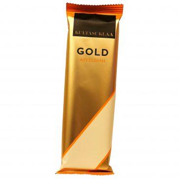 Gold Appelsiinisuklaa 80g